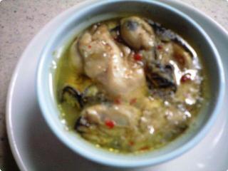 牡蠣 オイル煮