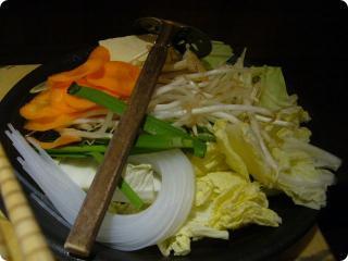 温野菜 5