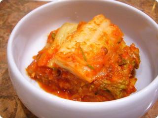モランボン 白菜キムチ