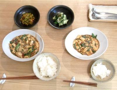 麻婆豆腐 2009.10.15
