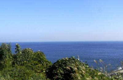 キレイな海 2009.10.18