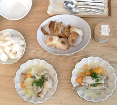 チキンスープ&パン 2009.11.11