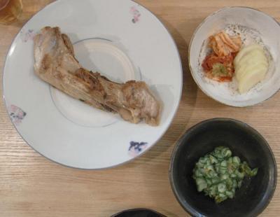 マグロのかま焼き 2010.1.4
