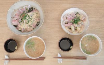 またまた海鮮丼!2010.1.16