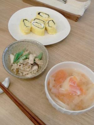 早朝食 2010.1.27
