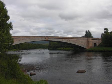 Rever Spey Bridge