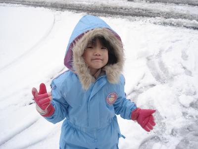 1225雪遊び1