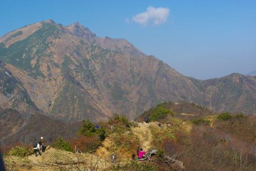 091031谷川岳