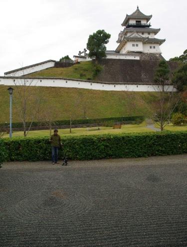 091124掛川城♪♪