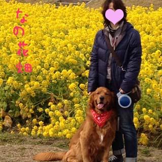 母と・・・
