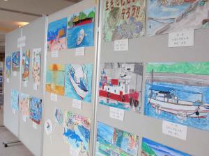 海の図画・ポスター展2