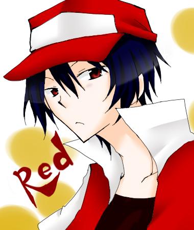 レッドさん(・∀・)