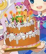姉御ケーキ