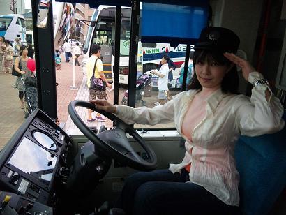 市バス撮影