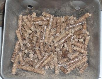 木質チップ