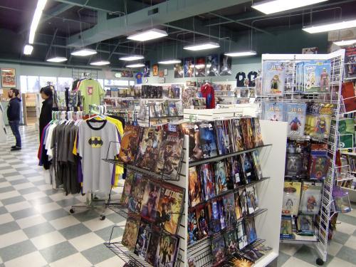 Comic Stop