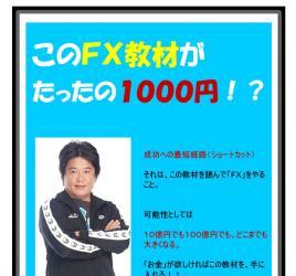 ホリエモンFX商材