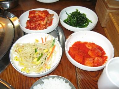 韓国料理基本セット