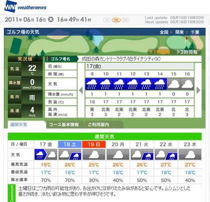 成田の森天気3