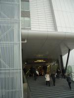 朝の新横浜