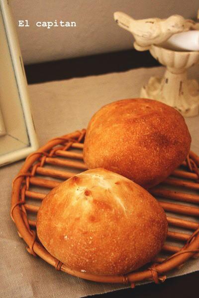 ヨーグルト酵母パン