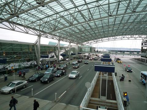ポートランド空港