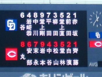 スタメン0529