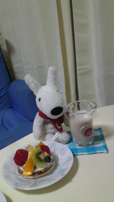 リサのお誕生会 par yukiさん