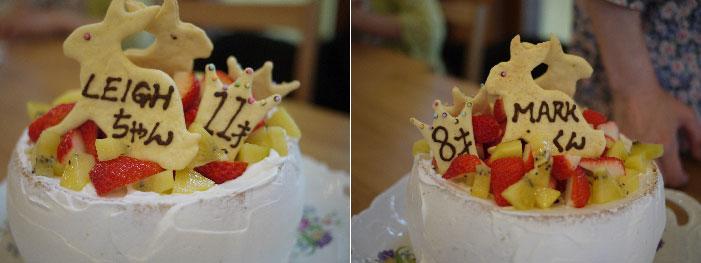 100524dogケーキ