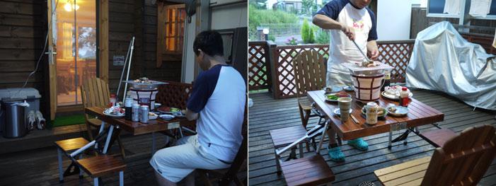 20100711夕食