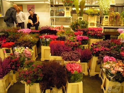 ランジスの花市場