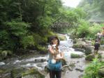 0813吐竜の滝
