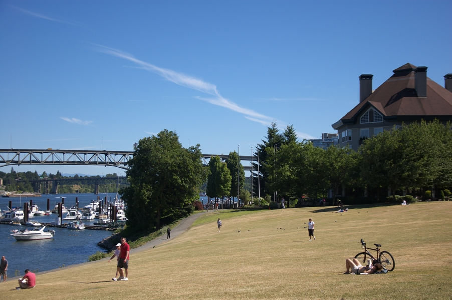 Portland water front1