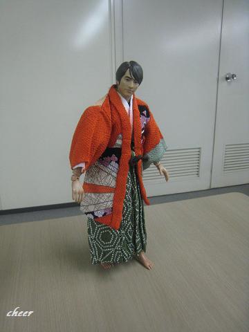 2010年雪・萌々花・オフ会 018ファンが・・・