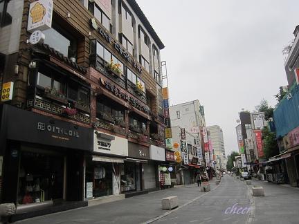 2011.7.9~11韓国旅行(弘大 他) 028(10)