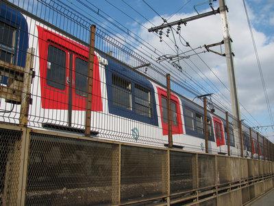 RER郊外地下鉄