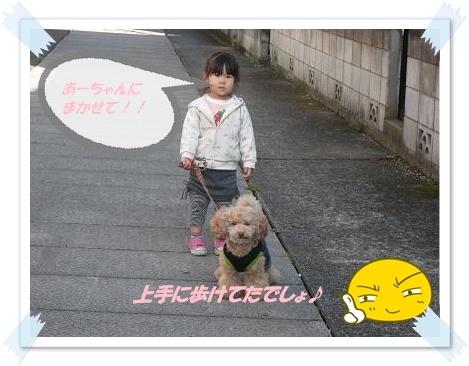 お散歩No2