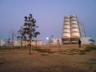 2010元日満月