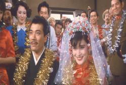 バクマツとリリーの結婚式