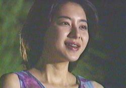 私、津田愛美は永遠に野亜亘さんを愛とます。この海に誓うわ。