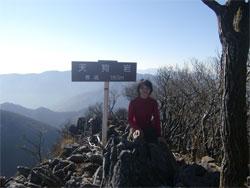 藤原岳20101121b