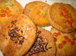 これは手作りクッキー