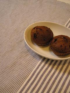 091012黒糖ケーキ