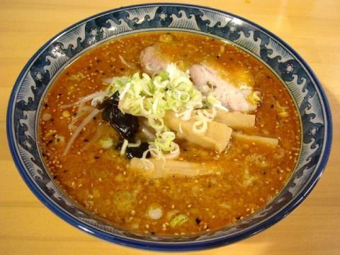 さかい・H21・8 坦々麺