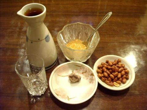 中華美食館三条店・紹興酒