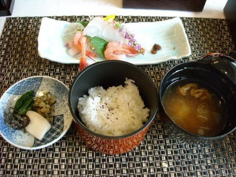 銘石亭・料理4