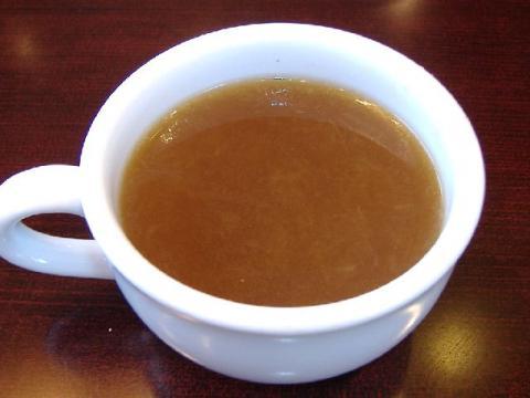 ステーキ宮燕三条店・スープ2