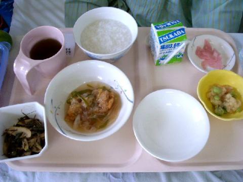 済生会・昼食