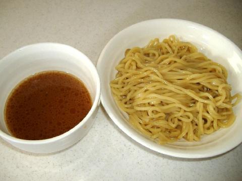 セブンイレブン・H22・7 つけ麺2