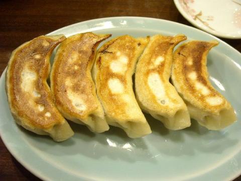 中華美食館三条店・H22・5 餃子